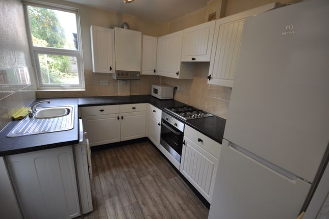 Thumbnail 4 bed terraced house to rent in Howe Street, Derby