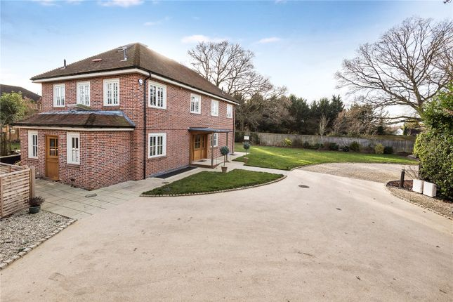 Thumbnail Detached house for sale in Station Road, Chilbolton, Stockbridge, Hampshire