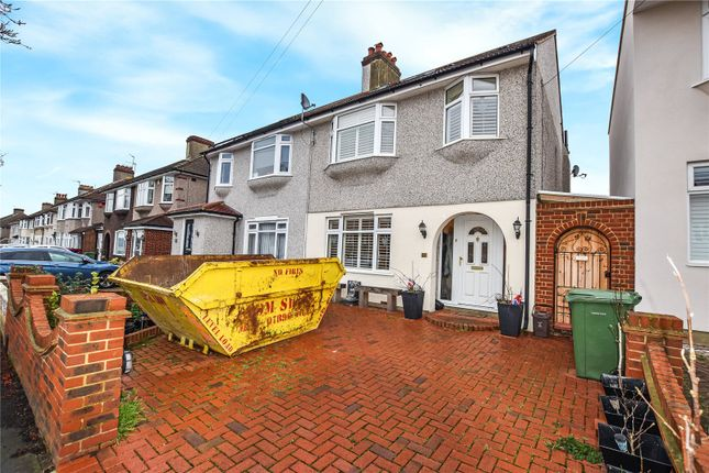 Thumbnail Semi-detached house for sale in Hurlingham Road, Bexleyheath, Kent