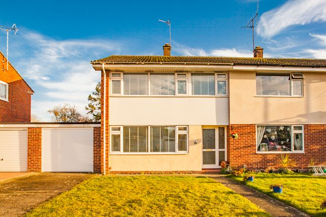 Thumbnail Semi-detached house to rent in 7 Brentford Close, Cholsey