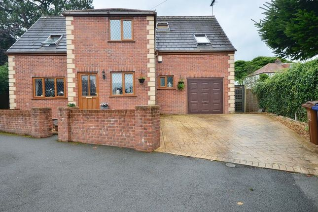 Thumbnail Detached house for sale in Newton Drive, Accrington