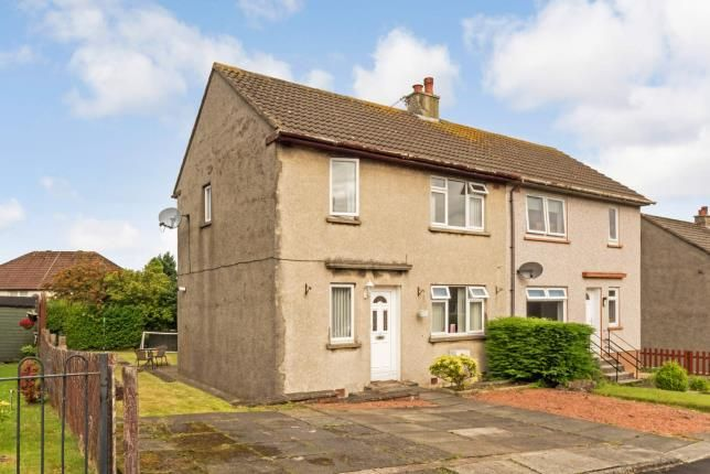 Thumbnail Semi-detached house for sale in Beithglass Avenue, Skelmorlie, North Ayrshire
