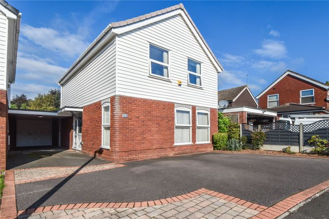 Thumbnail Detached house for sale in Harvington Road, Bromsgrove