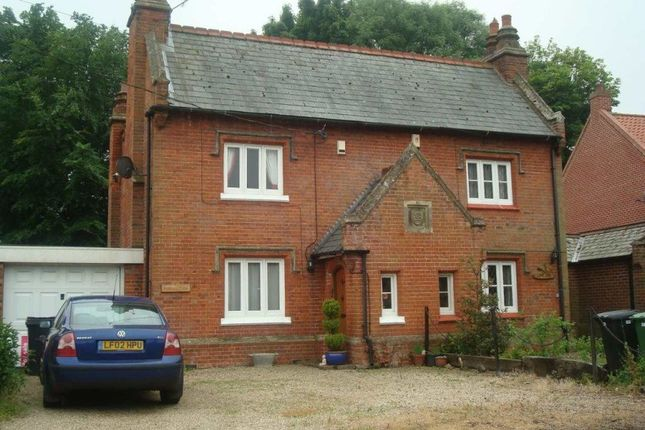 Thumbnail Cottage to rent in West End, Costessey, Norwich