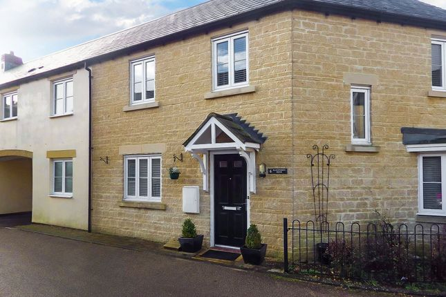 Thumbnail Terraced house to rent in Blackthorn Mews, Carterton, Oxfordshire