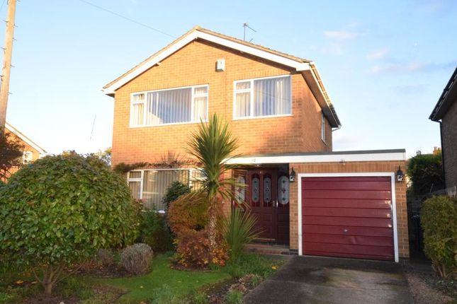 Thumbnail Detached house for sale in Ellastone Gardens, Alvaston, Derby