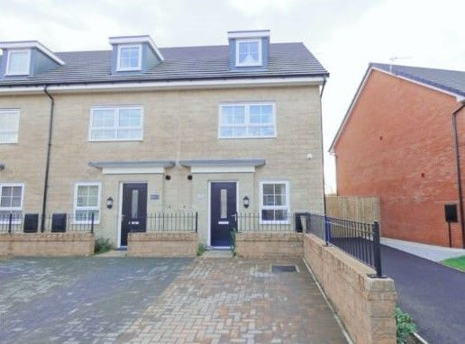 4 bed terraced house for sale in Sgt Mark Stansfield Way, Hyde SK14
