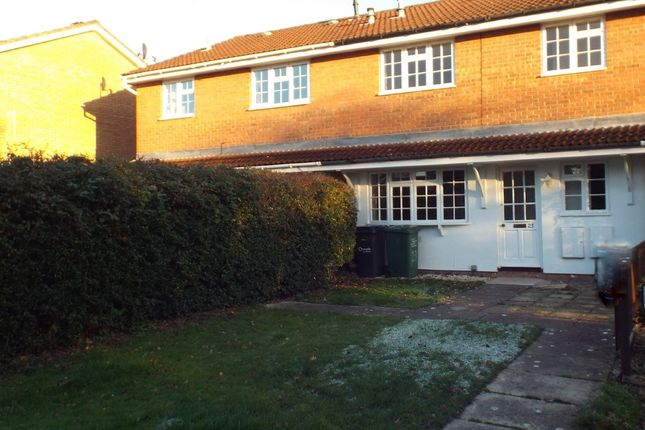 Thumbnail Terraced house to rent in James Close, Pewsham, Chippenham