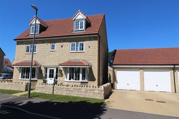 Thumbnail Property for sale in Sleep Lane, Whitchurch, Bristol