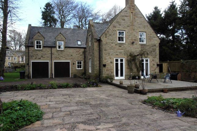 Thumbnail Detached house for sale in 4 Leazes Lane, Wolsingham