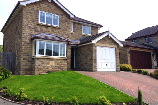 Thumbnail Detached house to rent in Acrefield Drive, Rawtenstall, Rossendale