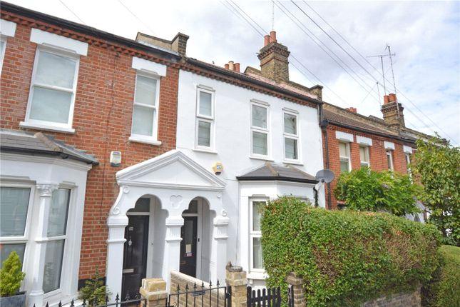 Thumbnail Terraced house to rent in Ruthin Road, Blackheath, London