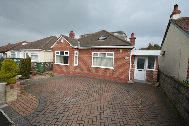 Thumbnail Detached bungalow for sale in Cartmel Drive, Moreton, Wirral