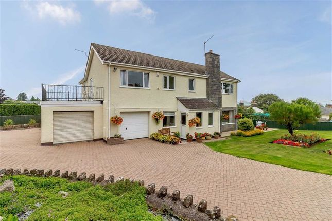 Thumbnail Detached house for sale in Shirenewton, Chepstow
