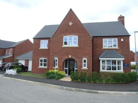 Thumbnail Detached house for sale in Cosby Road, Littlethorpe