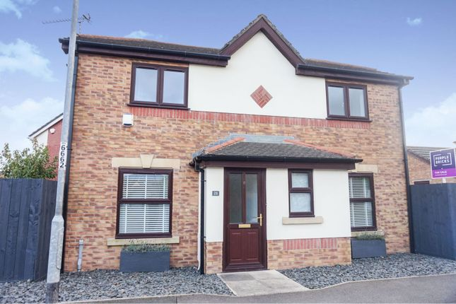 Thumbnail Detached house for sale in Lakeland Avenue, Barrow-In-Furness