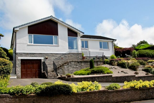 Thumbnail Detached bungalow for sale in 12 Holroyd Road, Kirkcudbright