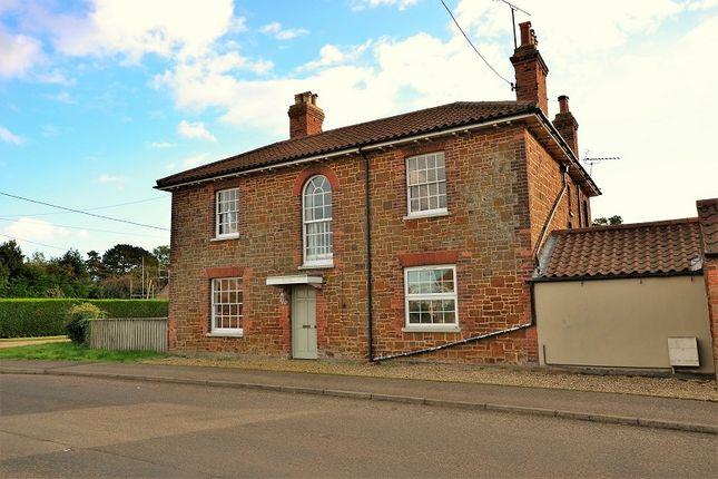 Thumbnail Detached house for sale in Beach Road, Snettisham, Kings Lynn, Norfolk.