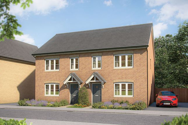 """3 bed semi-detached house for sale in """"The Hazel"""" at Wenrisc Drive, Minster Lovell, Witney OX29"""