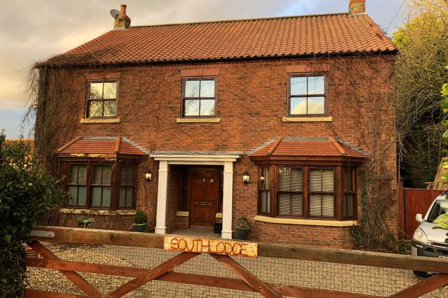 Thumbnail Detached house for sale in Wansford, Driffield