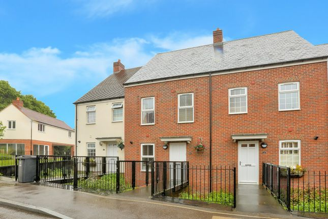 Terraced house for sale in Hicks Road, Markyate, St. Albans, Hertfordshire