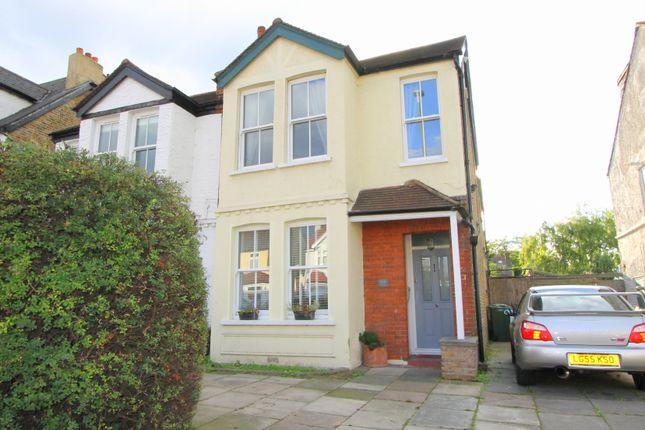 Thumbnail Semi-detached house for sale in Park Lane, Carshalton