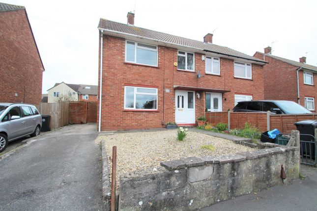 Thumbnail Semi-detached house for sale in Bourne Road, St. George, Bristol