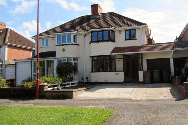 Semi-detached house in  New Inns Lane  Rubery  Rednal  Birmingham  Birmingham