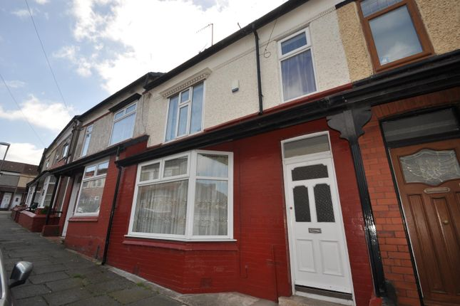 Thumbnail Terraced house for sale in Morley Road, Wallasey