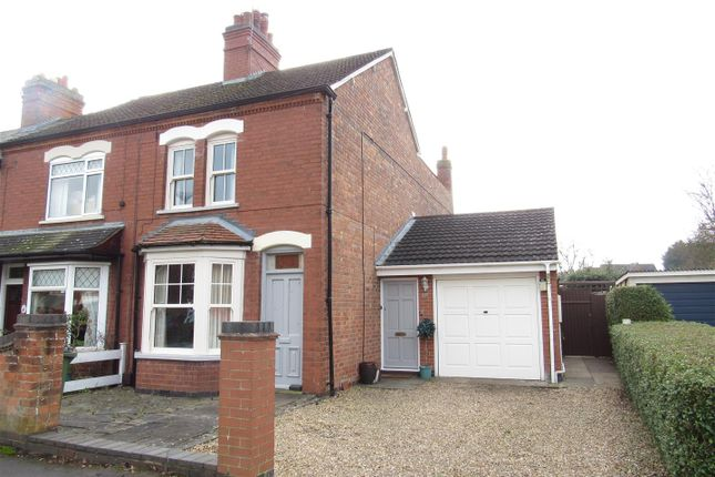 Thumbnail Cottage for sale in Croft Road, Cosby, Leicester
