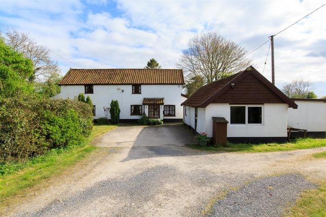 Thumbnail Detached house for sale in Gissing, Norwich