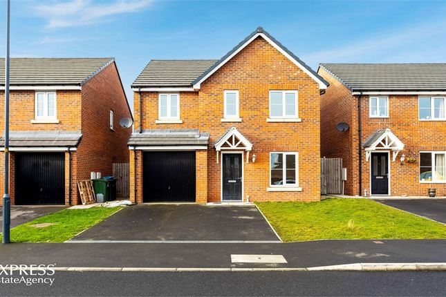 Thumbnail Detached house for sale in Railway View, Aiskew, Bedale, North Yorkshire