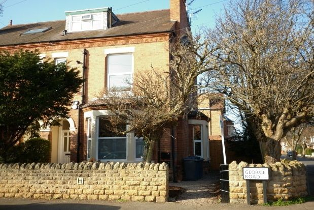 Thumbnail Flat to rent in George Road, West Bridgford, Nottingham