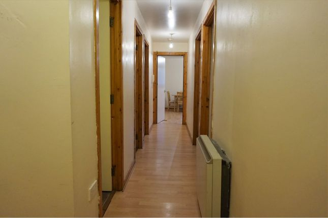 Hallway of Caledonian Court, Eastwell Road, Lochee, Dundee DD2