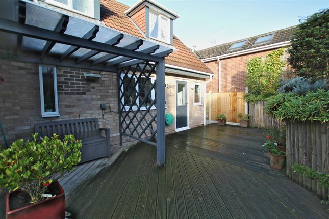 Patio of Maple Drive, Gedling, Nottingham NG4