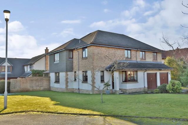 Thumbnail Detached house to rent in Springdale Road, Bieldside, Aberdeen, 9Fa
