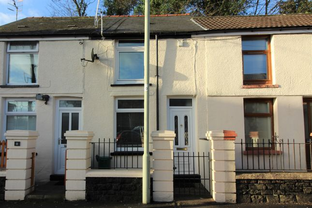 Thumbnail Terraced house for sale in Cymmer Road, Porth