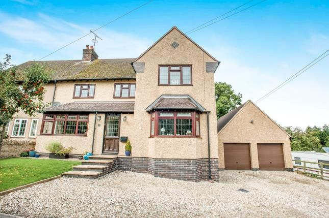 Thumbnail Semi-detached house for sale in Gallipot Farm Cottages, Evesham Road, Broadway