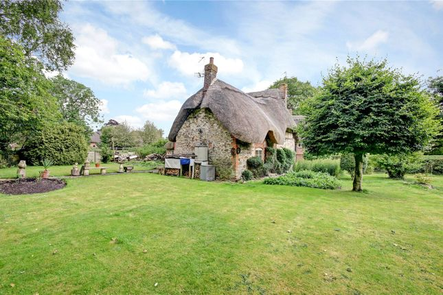 Thumbnail Detached house for sale in Ogbourne St. Andrew, Marlborough, Wiltshire