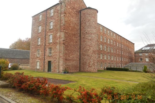 Thumbnail Flat for sale in 4C East Mill Stanley Mills, Stanley, Perth