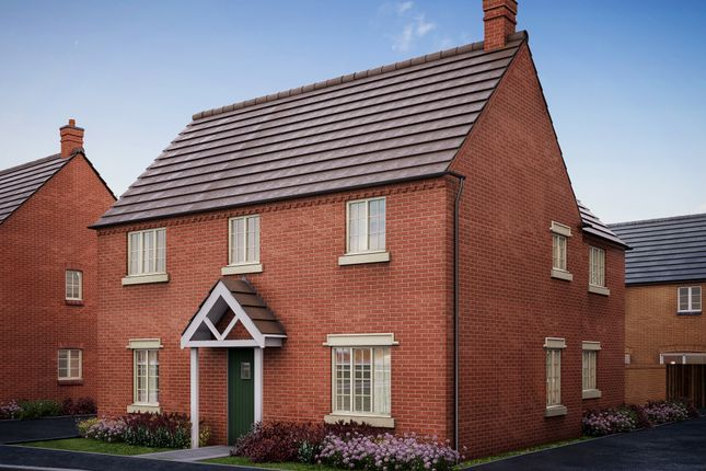 """Thumbnail Detached house for sale in """"The Casterton"""" at Former Sawmills, Northampton Road, Brackley"""