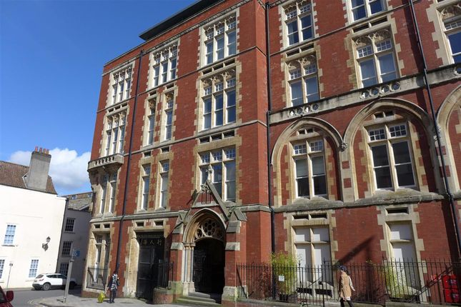Thumbnail Flat to rent in Unity Street, City Centre, Bristol
