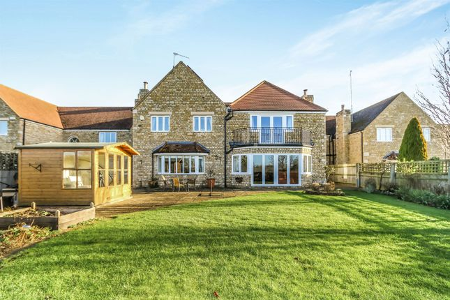Thumbnail Detached house for sale in Lilford Road, Thorpe Waterville, Kettering