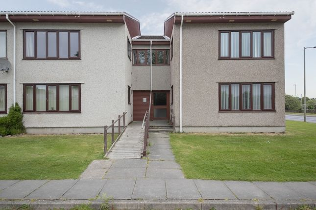 Thumbnail Flat for sale in Hilton Court, Inverness, Highland