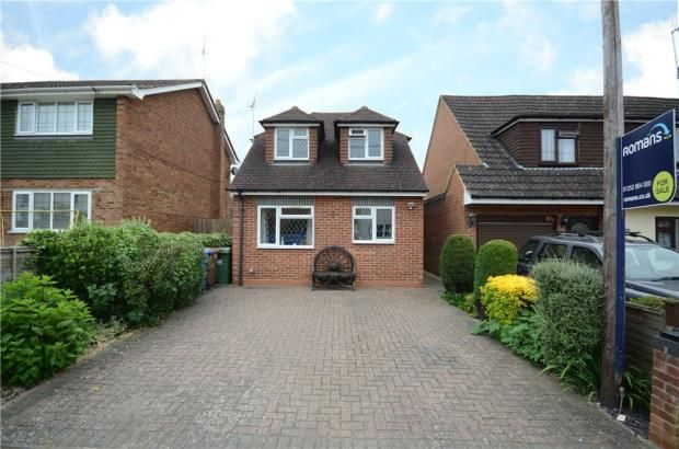 Thumbnail Detached house for sale in Branksome Hill Road, College Town, Sandhurst