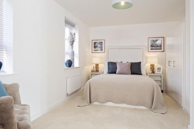 """3 bedroom terraced house for sale in """"Houghton"""" at Fetlock Drive, Newbury"""