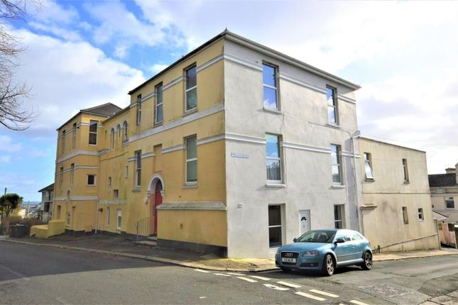 Thumbnail Flat for sale in Dunlewey, Seymour Road, Plymouth, Devon