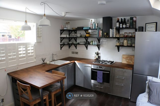 1 bed bungalow to rent in Alfearn Road, London E5