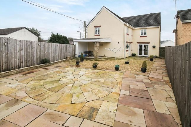 Thumbnail Detached house for sale in Parc Bevin, Croespenmaen, Blackwood, Caerphilly Borough
