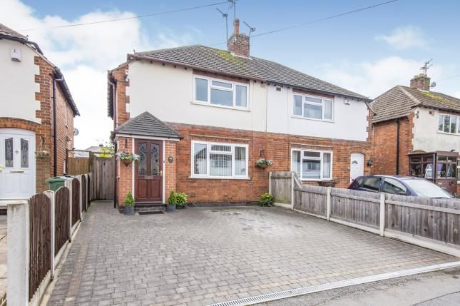 Front of Iris Avenue, Birstall, Leicester, Leicestershire LE4